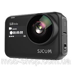 Спортивная Экшн камера Action Camera SJCAM SJ9 Strike black высокое качество съемки большой комплект