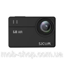 Экшн камера Action Camera SJCAM SJ8 Air black для велосипеда большой комплект креплений