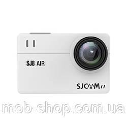 Видео экшн камера Action Camera SJCAM SJ8 Air white большой комплект креплений