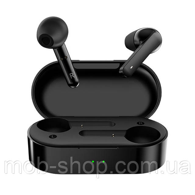 Наушники Bluetooth беспроводные QCY T3 black