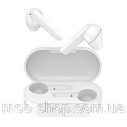 Бездротові навушники QCY T3 white Bluetooth навушники з блютузом