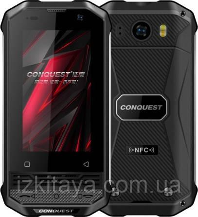 Смартфон Conquest F2 Luxury Version 3/32Gb black