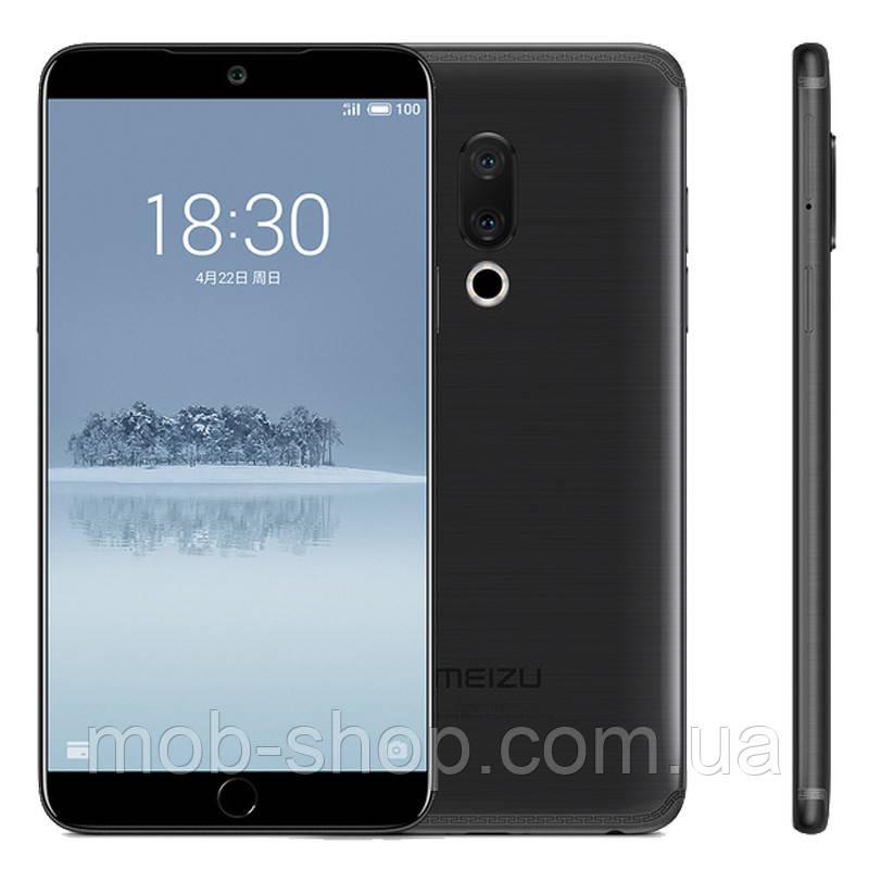 Смартфон Meizu 15 Plus M891H 6/64Gb black AMOLED Global Version