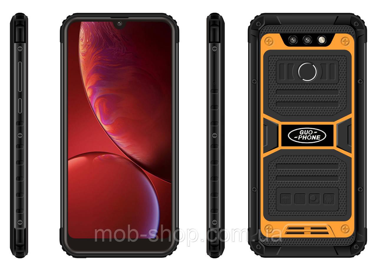 Защищенный смартфон Land Rover 2020 (Guophone 2020) 3/32Gb IP68 orange
