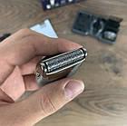 Аккумуляторная машинка для стрижки волос и бороды 7 в 1 Kemei KM 580-A, триммер для бороды, усов, ушей, фото 5