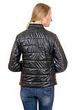 Женская демисезонная куртка IRVIC FK152 48 Черный (IrC-FK152-48), фото 2
