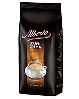 Зерновой кофе J.J.Darboven Alberto Caffe Crema (100% арабика) 1кг