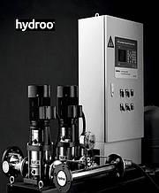 Насосная станция повышения давления HYDROO (Испания).
