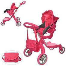Кукольная коляска для кукол 9631 Melogo