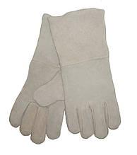 Перчатки сварщика кожаные, XL