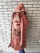 Дублянка жіноча штучна, є великі розміри JADBEST, Туреччина, фото 2