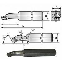 Резец токарный расточной для сквозных отверстий Т5К10 20х20х170 мм