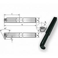 Резец токарный резьбовой Т5К10 25х25х240 6 тип 2
