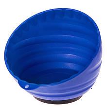 Тарелка магнитная 145 мм. Пластик (ТМ-0287С) Alloid