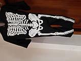 Карнавальный костюм Скелет 7-10 лет, фото 3