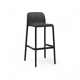 Барне крісло Lido  NARDI 49х51х97см antracit