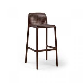 Барне крісло Lido  NARDI 49х51х97см caffe