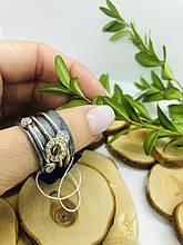 Серебряное кольцо Анти-Стресс Интенс 2 от Ирида-В