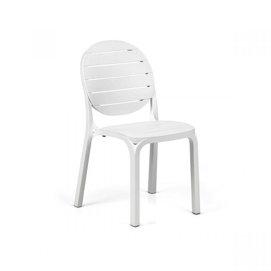Крісло  Erica NARDI   59Х56,5Х86 см bianco
