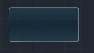 """Захисне гібридне скло на монітор MATT AUDI A4 / S4 7"""" 2019"""