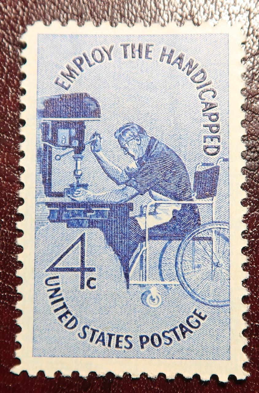 """""""Нанимать инвалидов"""" - 1960 год"""