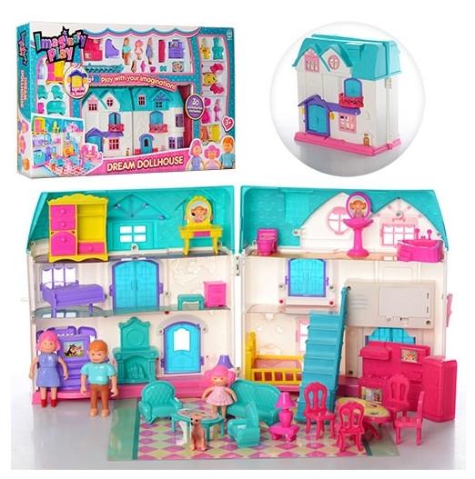 Кукольный домик Dream Dollhouse 1205