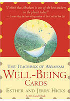 The Teachings of Abraham Well-Being Cards, фото 1
