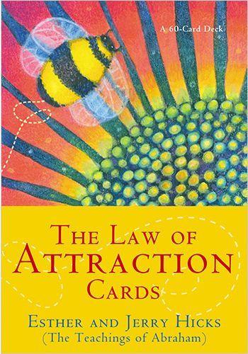 The Law of Attraction Cards/ Карты Закона Притяжения