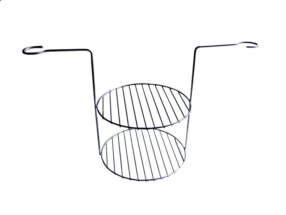 Сетка с бортиком (2 яруса) к Тандыру, 28 см.