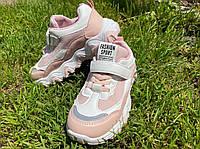 Детские кроссовки кожа текстиль,кроссовки для девочки на лето,кроссовки экокожа,кожаные кроссовки детские,