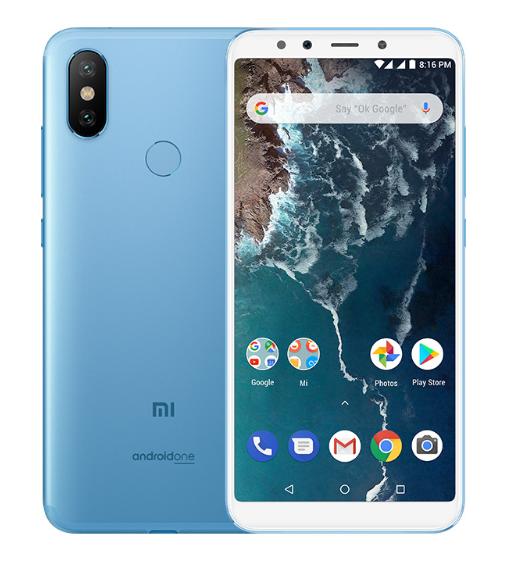 Xiaomi Mi A2/Mi 6X