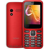 Мобильный телефон Nomi i248 Red (2 Sim)