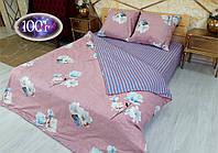 Набор постельного белья №со72 Двойной