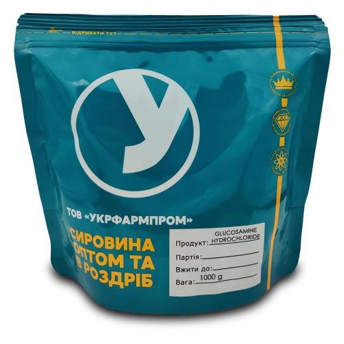 Glucosamine hydrochloride (500 грамм) на развес