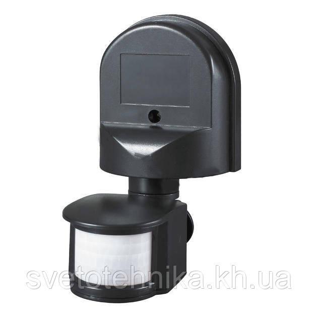 Датчик руху з фотоелементом AVT-02/2 накладної (аналог ZL8001), чорний.