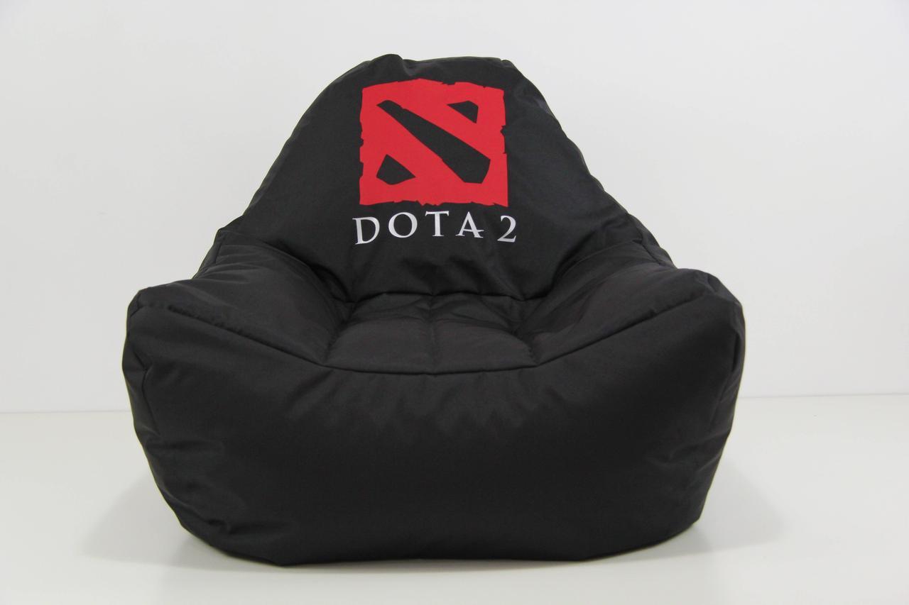 Бескаркасное кресло мешок диван Dota2 дота