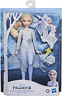 Кукла Принцесса Эльза со светом и звуком, Magical Discovery Elsa Doll, Frozen 2