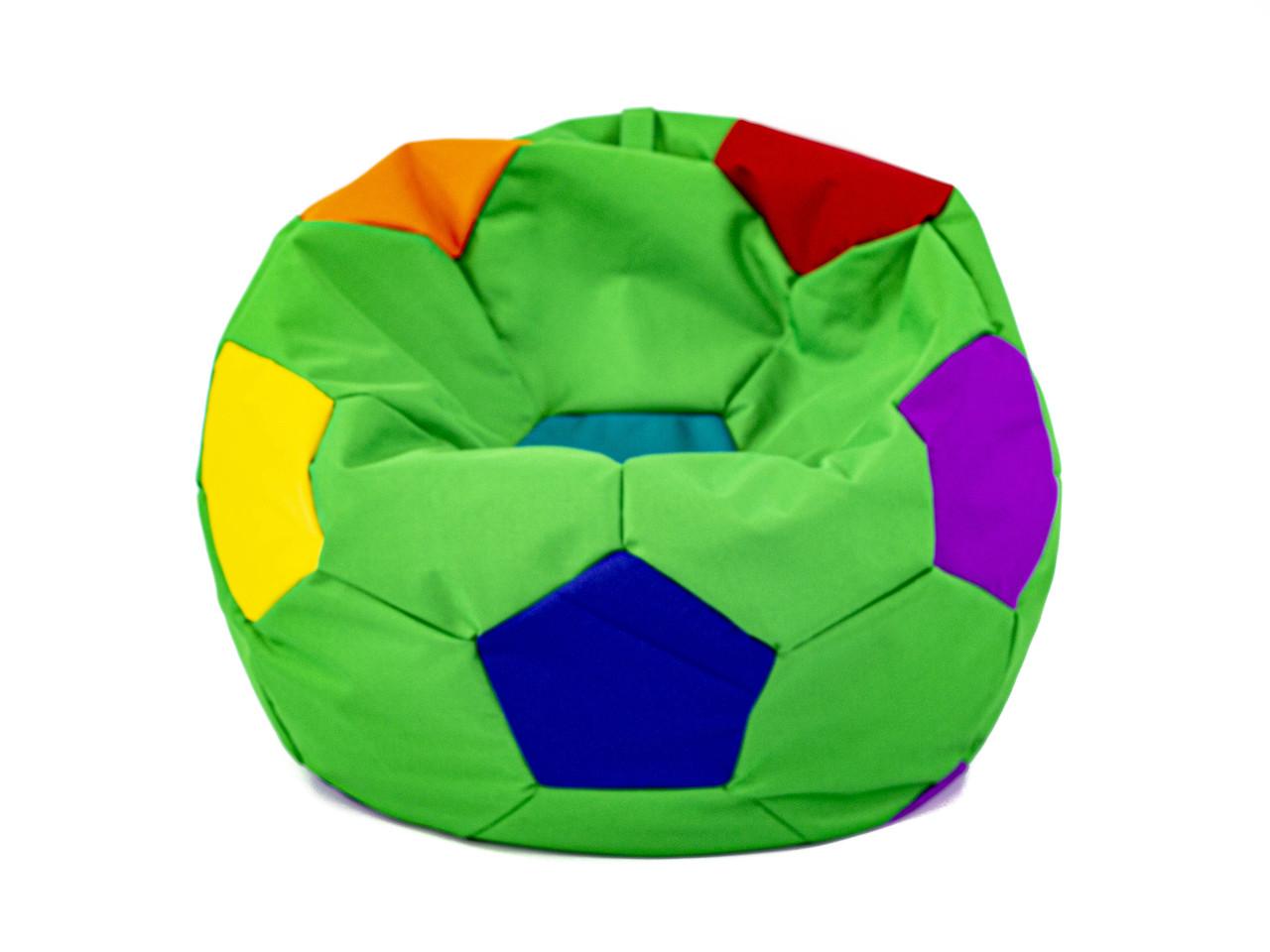 Зеленый кресло мешок груша мяч L (110) oxford