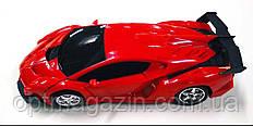 Машинка Трансформер Lamborghini Robot КРАСНАЯ С ПУЛЬТОМ, фото 2