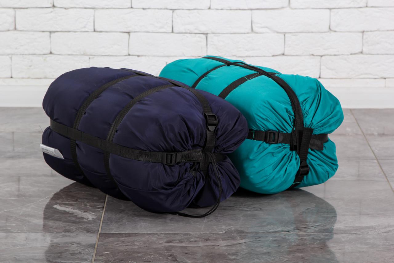 Парные широкие спальный мешки. Стеганный спальник