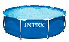 Бассейн каркасный круглый Intex 28200 305х76 см Blue