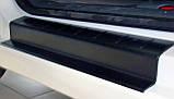 Пластикові захисні накладки на пороги для Peugeot Expert II 2007-2016, фото 2