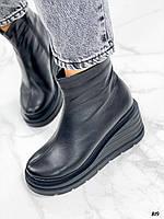 Ботинки на высокой платформе Trida, фото 1