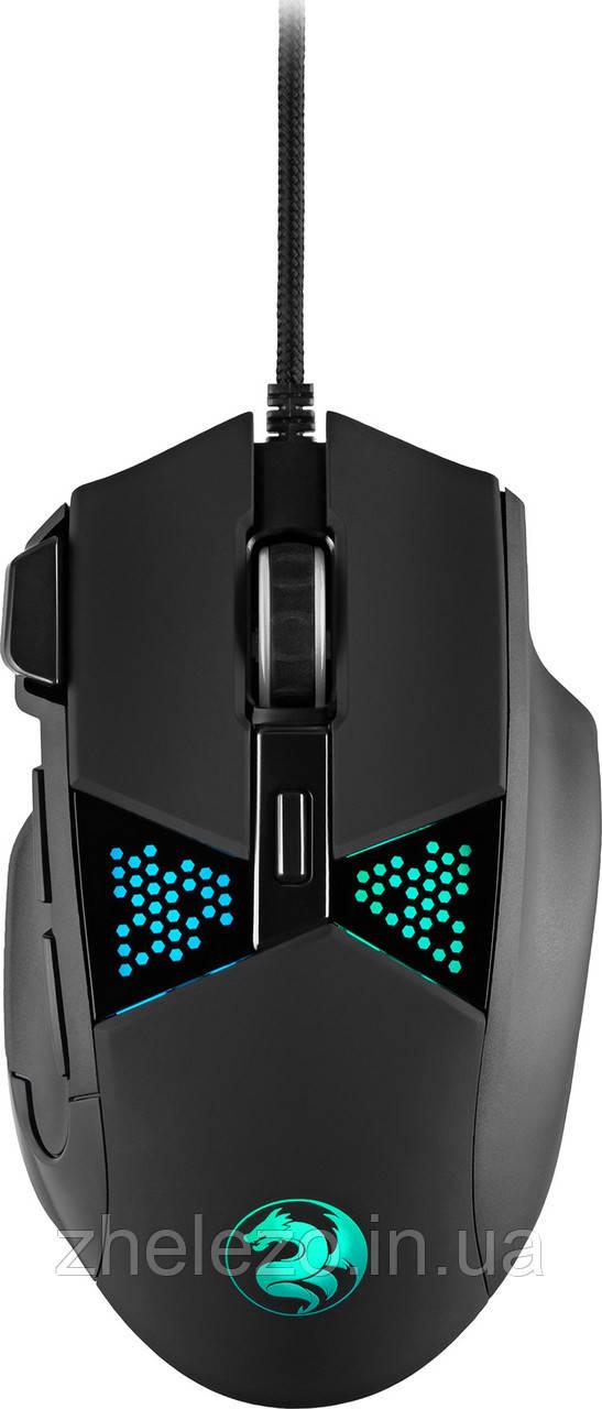 Мышь 2E Gaming MG320 Black (2E-MG320UB) USB