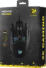 Мышь 2E Gaming MG320 Black (2E-MG320UB) USB, фото 3