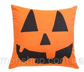 Подушка Хэллоуин тыква