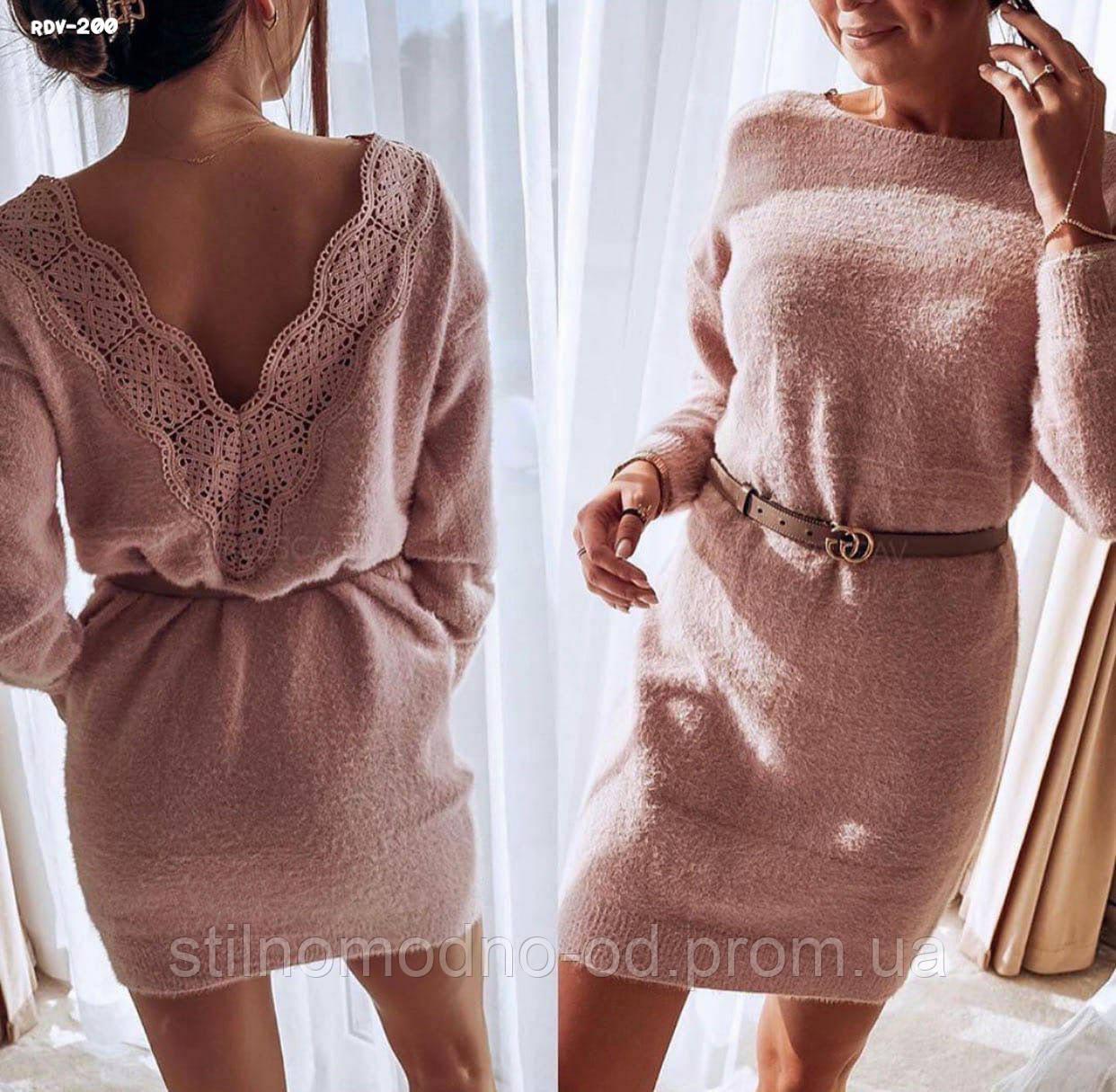 """Жіноча сукня """"Бейб"""" від СтильноМодно"""