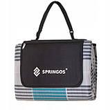 Коврик для пикника и кемпинга складной Springos 240 x 200 см PM014, фото 2