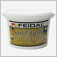 Краска декоративная Feidal Sand Farbe 5л