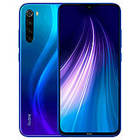 Смартфон Xiaomi Redmi NOTE 8T blue Global Version 4/64Gb NFC, фото 1